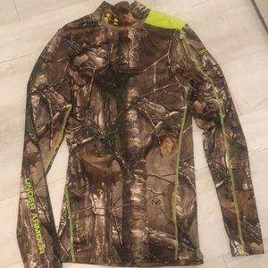 Under armour realtree camo colab base layer